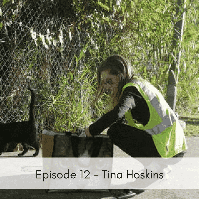 Episode 12 – Tina Hoskins, Director of TNR