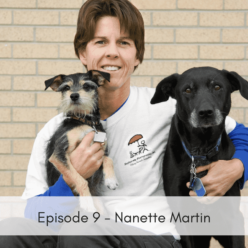 Episode 9 – Nanette Martin, Shelter Me Photography