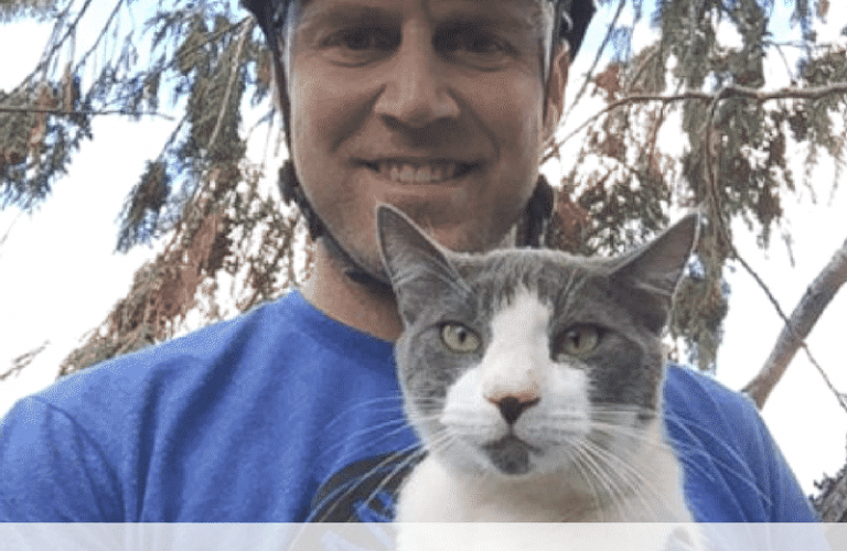 Episode 20 – Shaun Sears, Canopy Cat Rescue