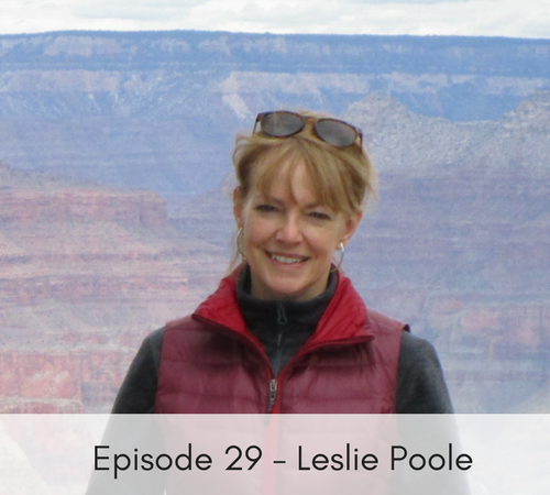 Episode 29 – Leslie Poole, Pet FBI