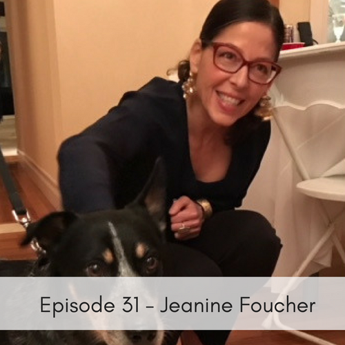 Episode 31 – Jeanine Foucher, Pet Net Washington