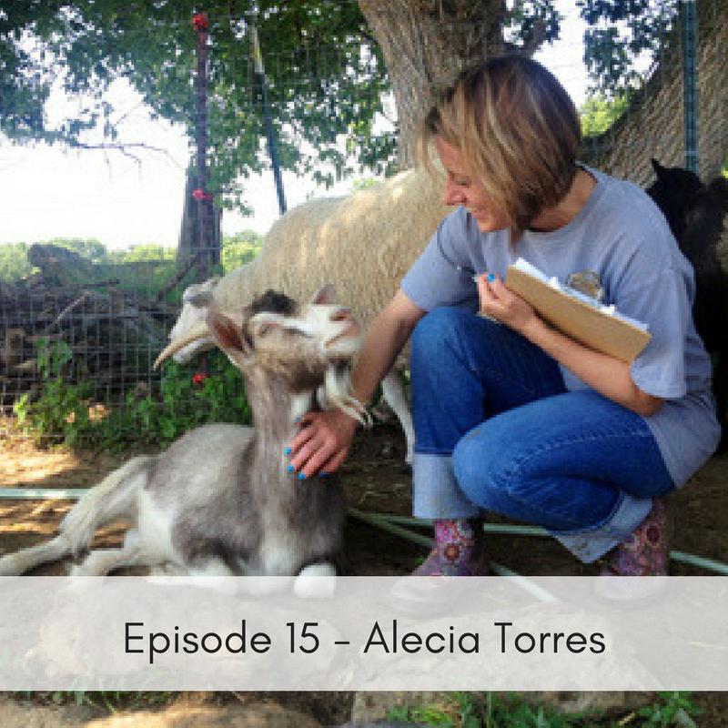 Episode 15 – Alecia Torres, Shelter Director
