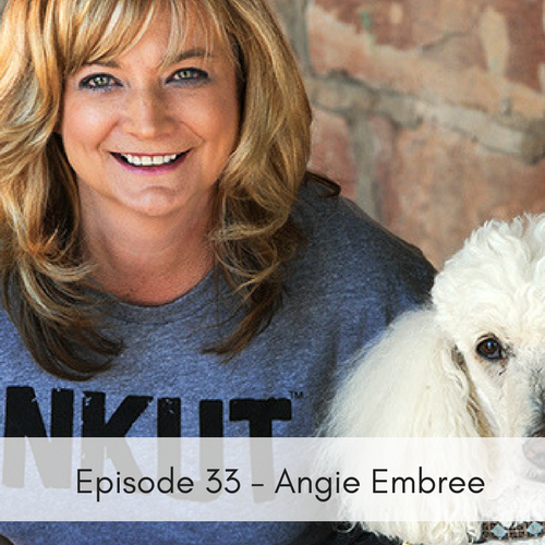Episode 33 – Angie Embree