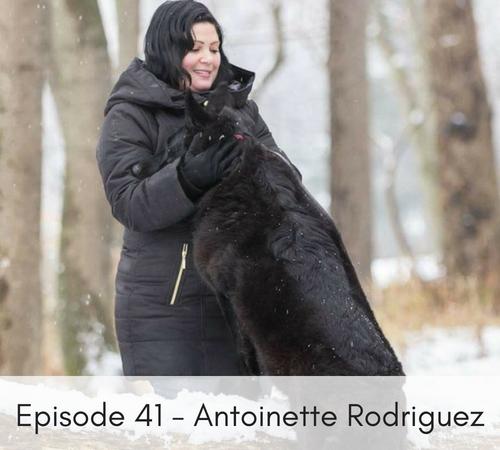 Episode 41 – Antoinette Rodriguez