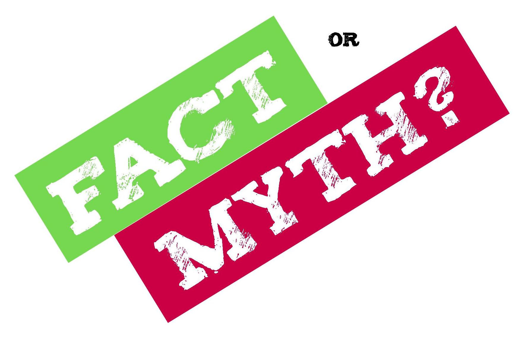fact vs myth
