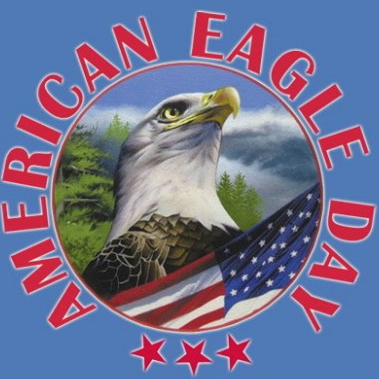 June 20 – American Eagle Day