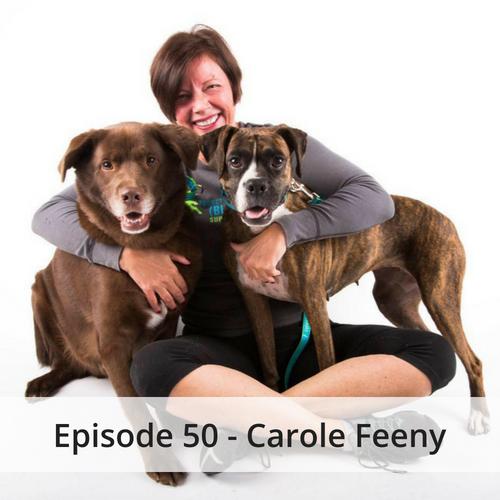 Episode 50 – Carole Feeny