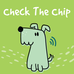 National check the chip day and keep your pet safe