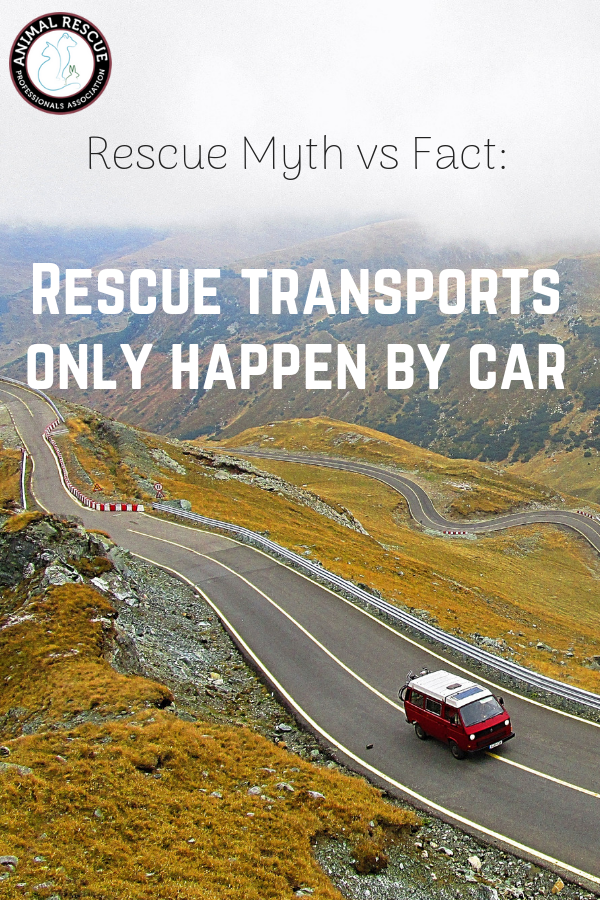 Rescue transport only happens by car