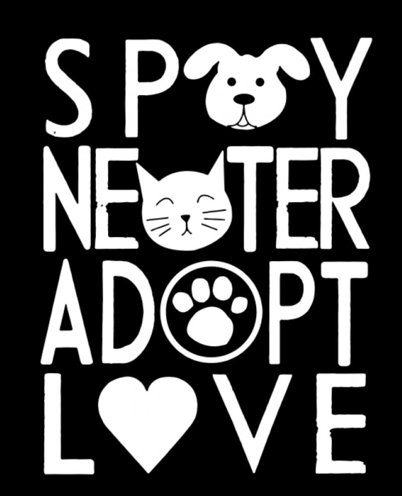 Spay Neuter Adopt Love