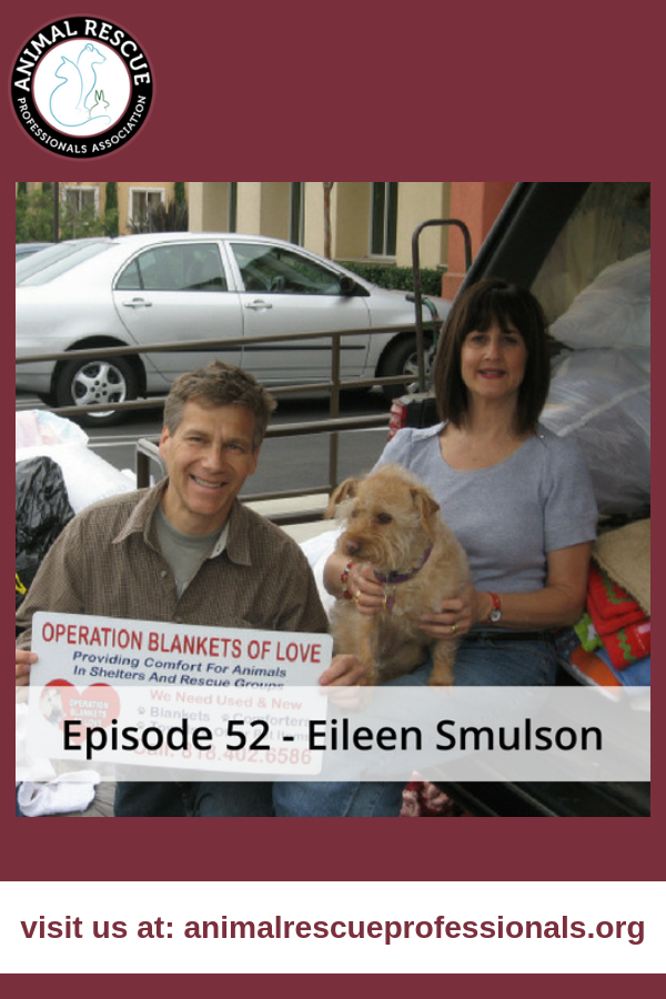 Episode 52 - Eileen Smulson