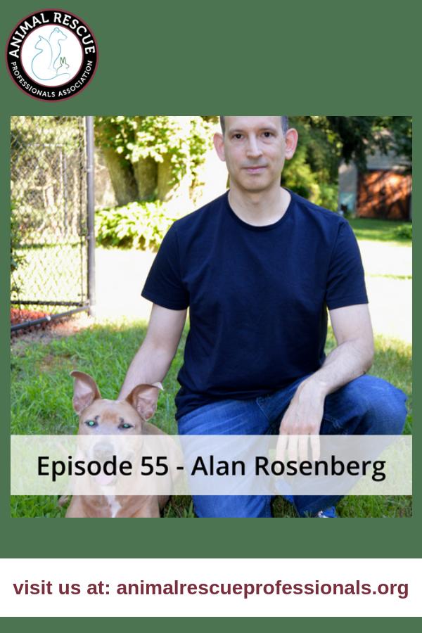 Episode 55 - Alan Rosenberg