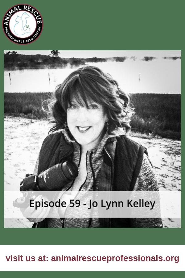 Episode 59 - Jo Lynn Kelley