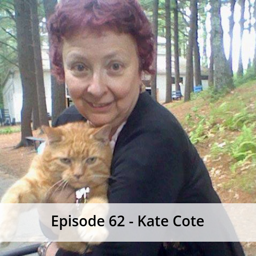 Episode 62 – Kate Cote