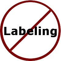 No labeling