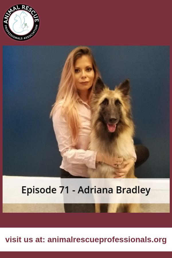 Episode 71 - Adriana Bradley (1)