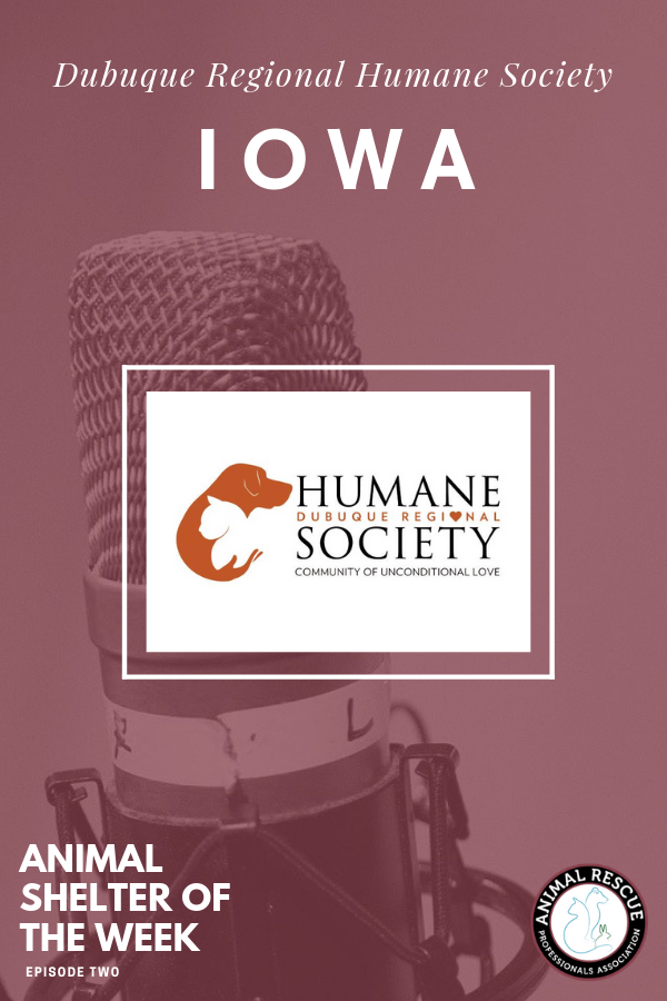 2. Dubuque Regional Humane Society_Animal Shelter of the Week