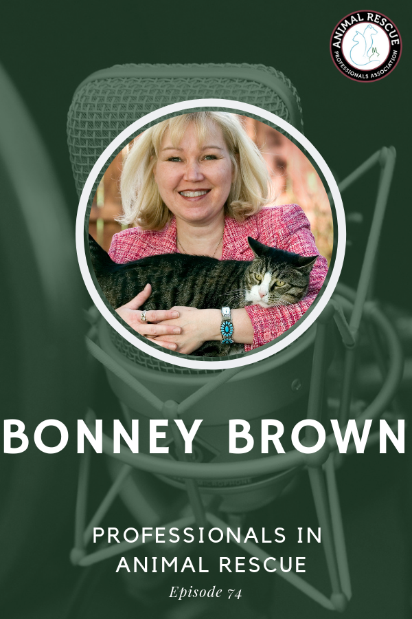 Bonney Brown - Professionals in Animal Rescue