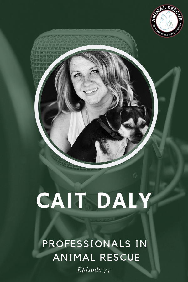 Cait Daly - Professionals in Animal Rescue