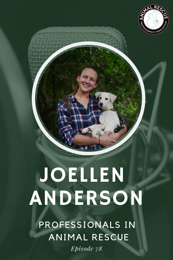 Joellen Anderson - Professionals of the Week