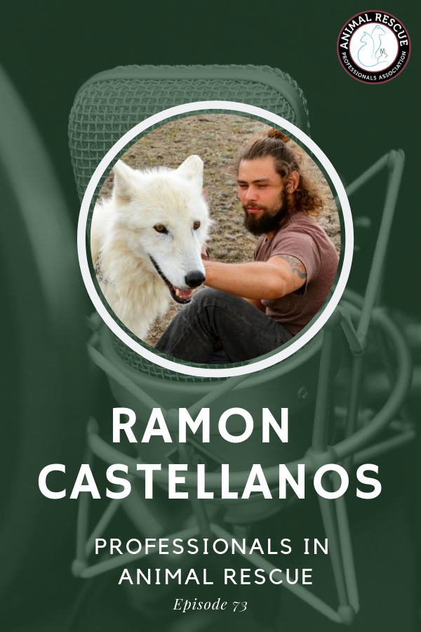 Ramon Castellanos - Professionals in Animal Rescue