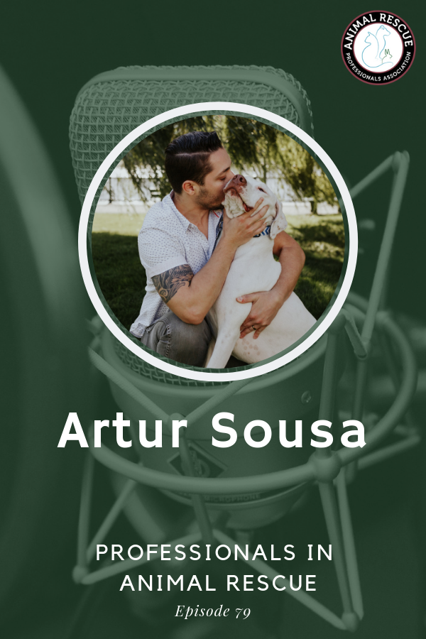 Artur Sousa - Professionals in Animal Rescue