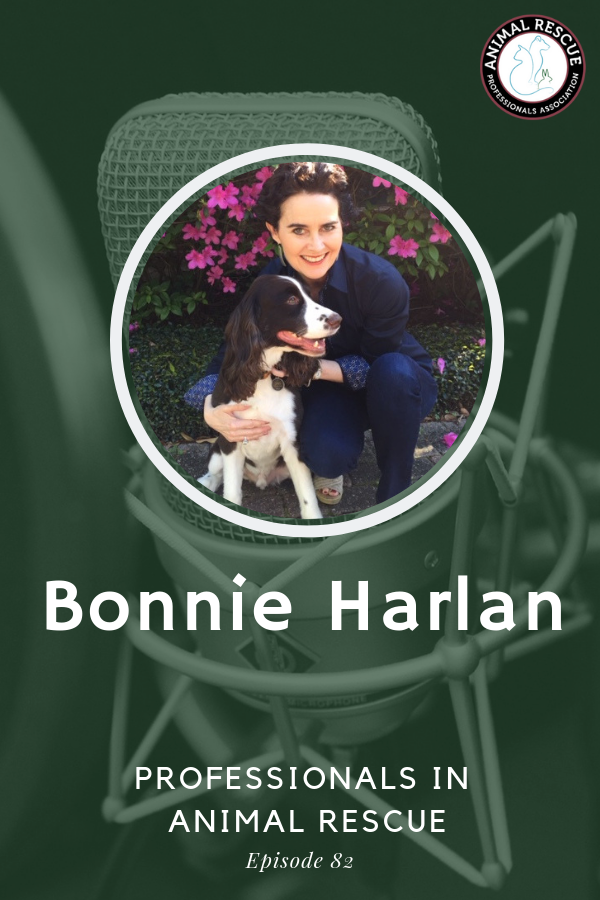 Bonnie Harlan - Professionals in Animal Rescue