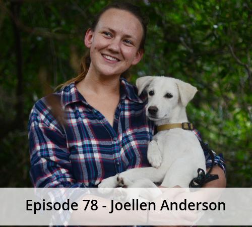 Episode 78 – Joellen Anderson