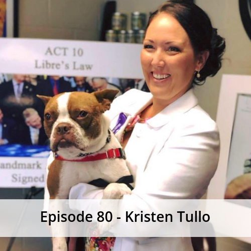 Episode 80 – Kristen Tullo