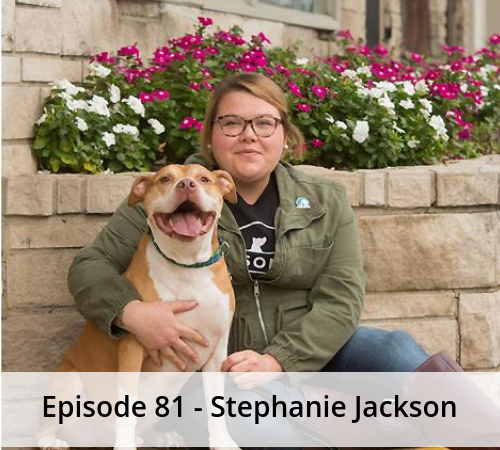 Episode 81 – Stephanie Jackson