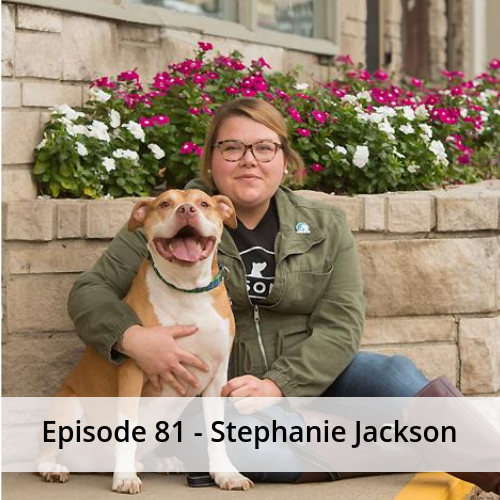 Episode 81 – Stephanie Jackson