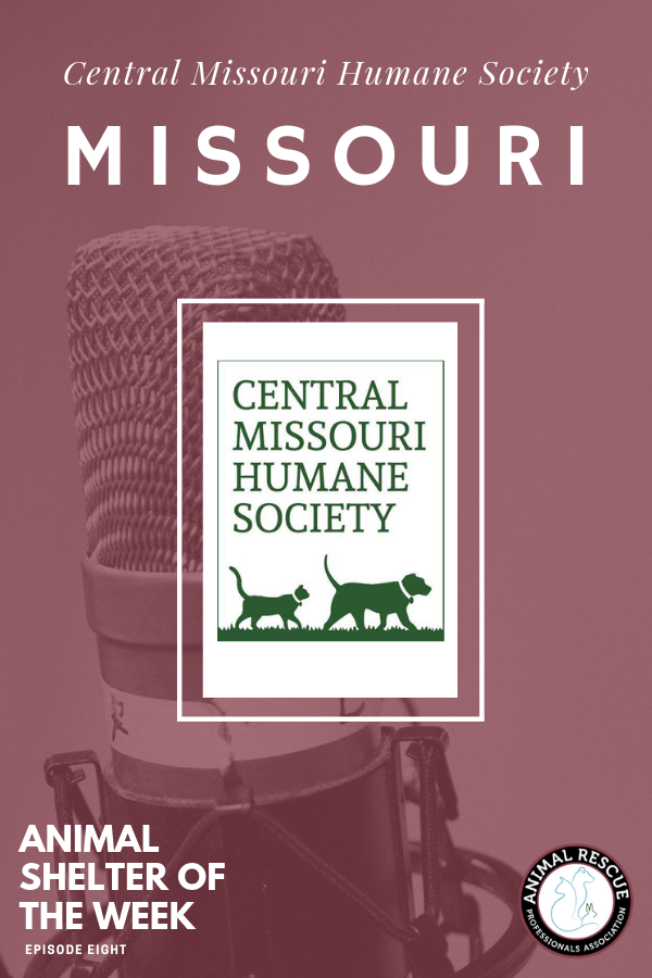 Central Missouri Humane Society_Animal Shelter of the Week