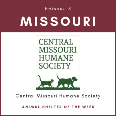 Animal Shelter of the Week – Episode 8 – Central Missouri Humane Society in Missouri