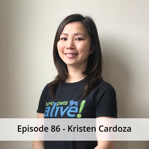Episode 86 – Kristen Cardoza