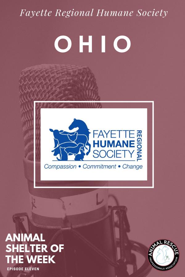 Fayette Regional Humane Society