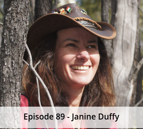 Episode 89 – Janine Duffy