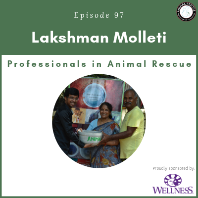 Episode 97 – Lakshman Molleti
