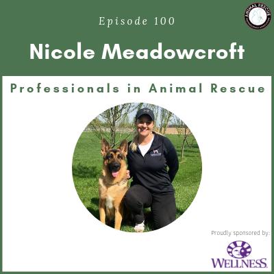 Episode 100 – Nicole Meadowcroft