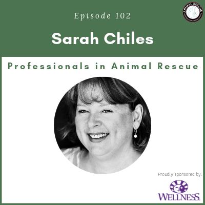 Episode 102 – Sarah Chiles