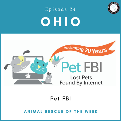 Animal Rescue of the Week: Episode 24 – Pet FBI in Ohio