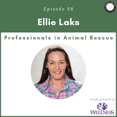 Episode 98 – Ellie Laks