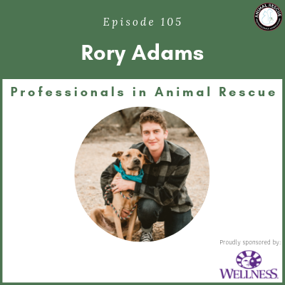Episode 105 – Rory Adams
