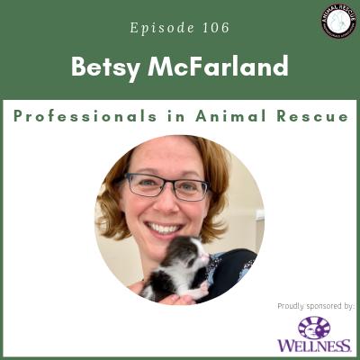 Episode 106 – Betsy McFarland