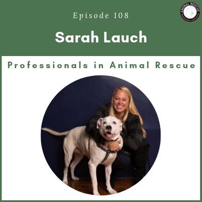 Episode 109 – Sarah Lauch