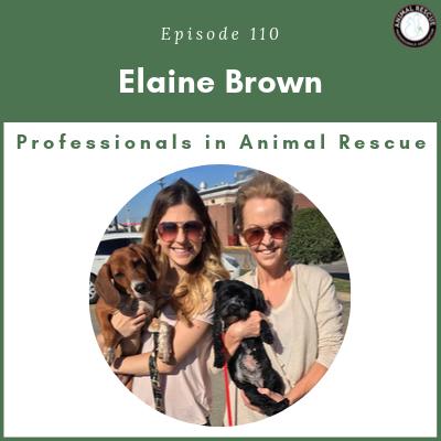 Episode 110 – Elaine Brown