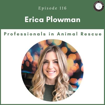 Episode 116 – Erica Plowman