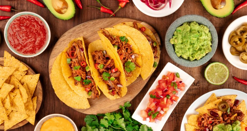 Hooray! It's National Taco Day!