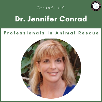 Episode 119 – Dr. Jennifer Conrad