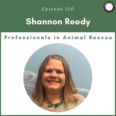 Episode 120 – Shannon Reedy