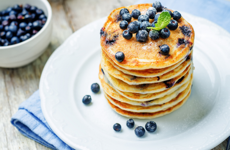 Blueberry Pancake Day: The Safe Way to Celebrate with Your Dog